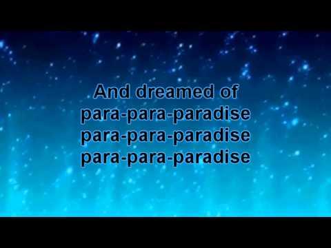 Coldplay - Paradise (Lyrics on screen)