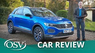 Volkswagen T-Roc 2019 - The likable, fun Volkswagen SUV