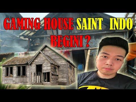 GUBUK KOK DI BILANG GAMING HOUSE? AH MALES GUE #2019GANTIDAYLEN