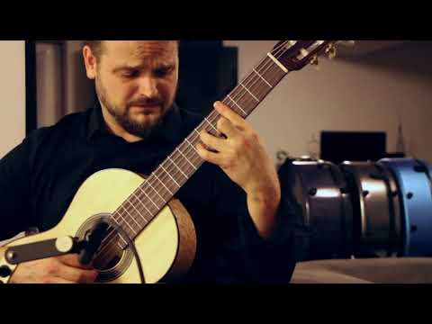 Matt Palmer plays Se ela perguntar on Torres FE-17 guitar (Gutmeier)