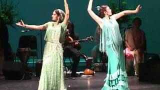 Flamenco Dance and Indian dance - Flamenco India - Roma/Gypsy concert - Oliver Rajamani and Ensemble