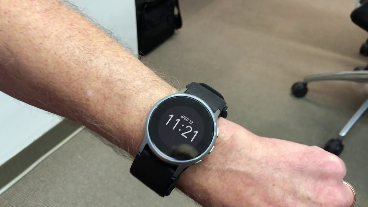 Omron HeartGuide Smartwatch with Built-in Blood Pressure Monitor Demo