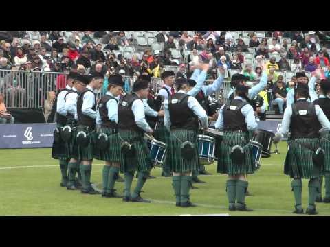 World Pipe Band Championships 2015 - 78th  Highlanders (Halifax Citadel)