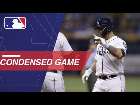 Condensed Game: BOS@TB - 5/24/18