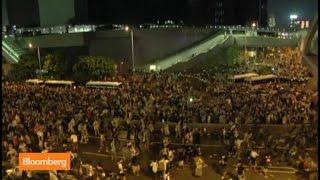Hong Kong Protests: Will Holiday Bring Larger Crowds?