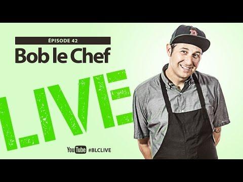 Bob le Chef LIVE! #42 Pascale Picard et Loounie
