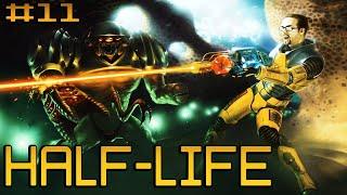 Half-Life #11 Спецназ бежит