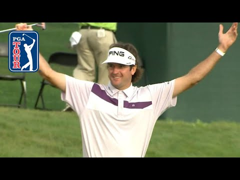 Only Bubba: The best of Bubba Watson