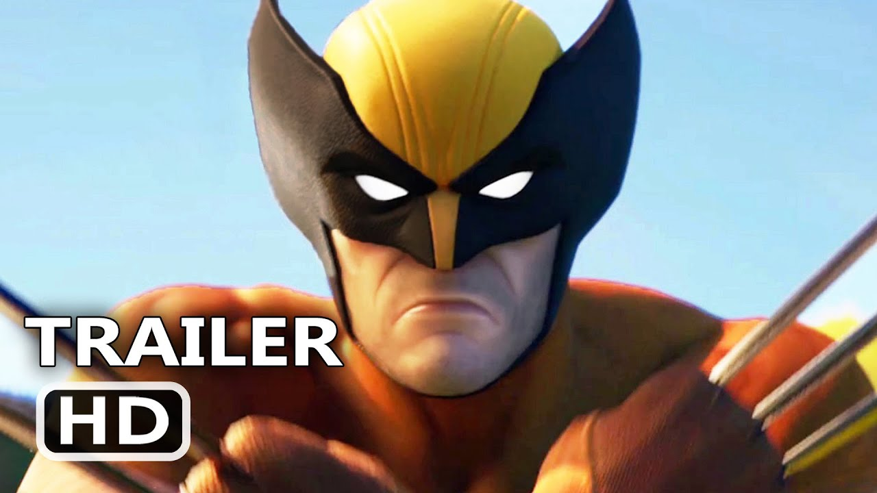 WOLVERINE in FORTNITE Official Trailer (2020) Video Game HD