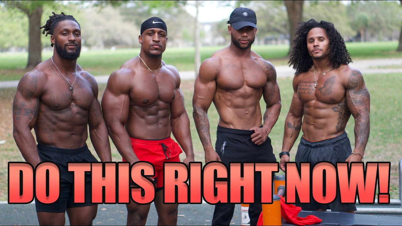 WHY YOU'RE STILL NOT RIPPED! (DO THIS INSTEAD)