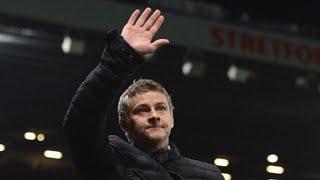 Ole Gunner Solskjaer named Manchester United Interim Manager