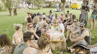 ELE: Beats In The Bush 2015 (Boutique Outdoor festival)