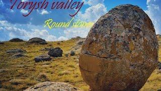 Torysh valley. Round stones. Mangystau region (Торыш. Долина каменных шаров) #3 KZ
