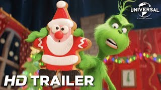 The Grinch (2018) Trailer 3 (Universal Pictures) HD