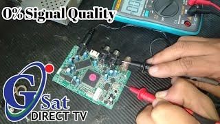 Download lagu 0% Signal Quality no signal gsat box