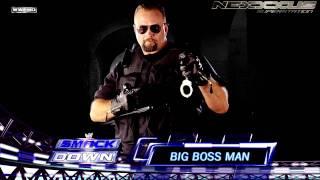 "Big Boss Man 4th WWE Theme: ""Cell Block"" by Jim Johnston [HD 720p]"