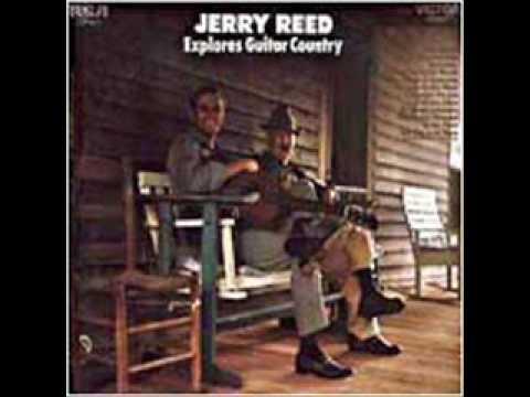Jerry Reed - Wayfaring Stranger