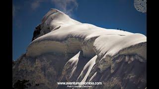 ANDES COLOMBIA Sierra nevada del Cocuy y Parque Los Nevados