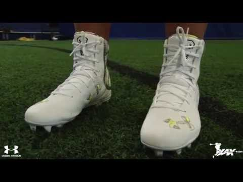 9ba28b3c188d2 Under Armour Womens Lax Highlight MC Lacrosse Cleats Review | Lacrosse Scoop