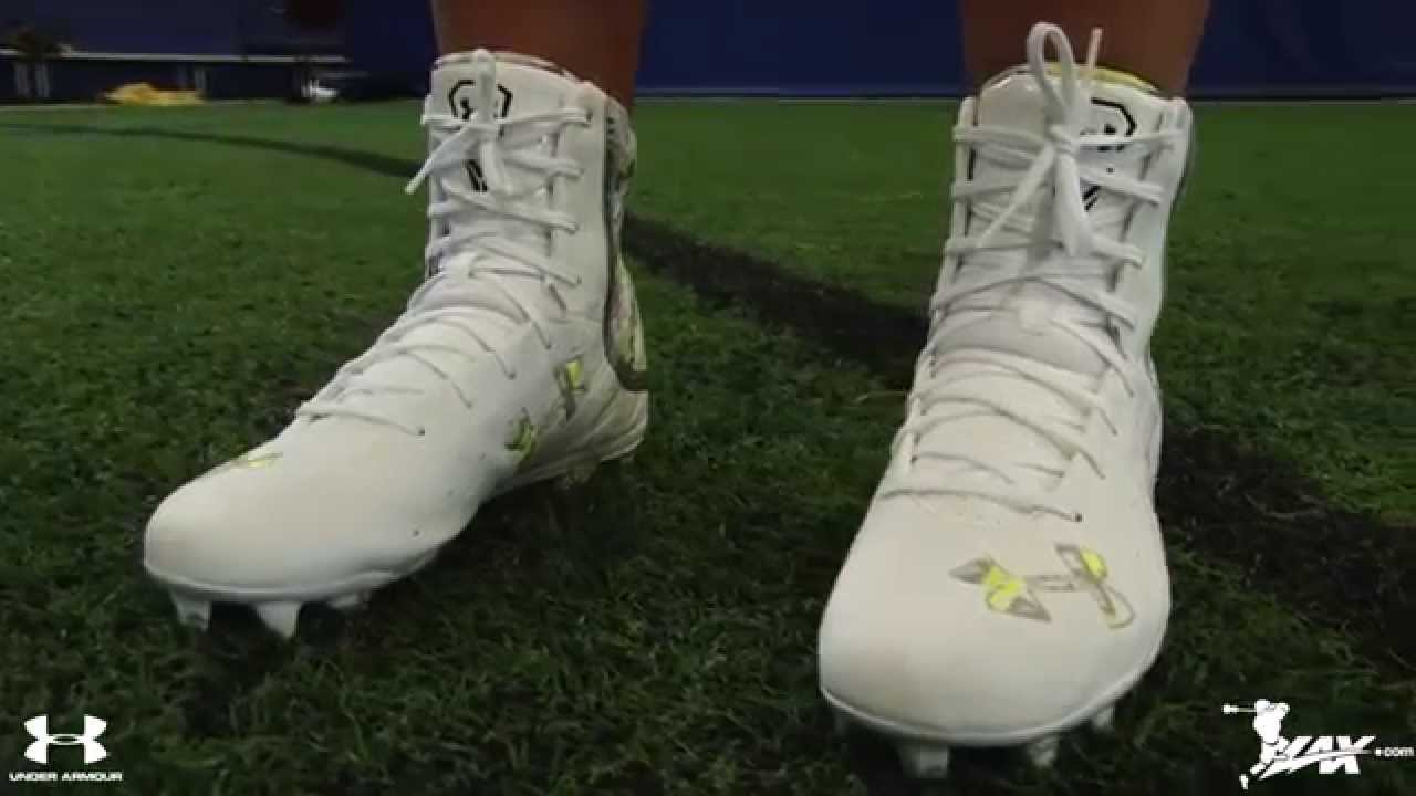 77b6d072b995 Under Armour Women's Highlight MC Cleat | lax.com product Videos - YouTube