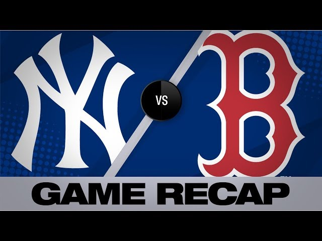 Yankees set new franchise HR mark in win | Yankees-Red Sox Game Highlights 9/8/19