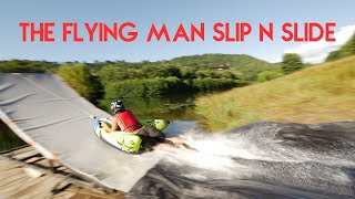 SLIP AND SLIDE - The Flying Man Slip N Slide | RadCow