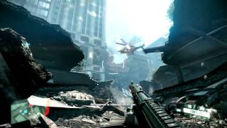 Crysis 2: Walkthrough - Part 2 [Mission 2] - Campaign - Aliens - Let