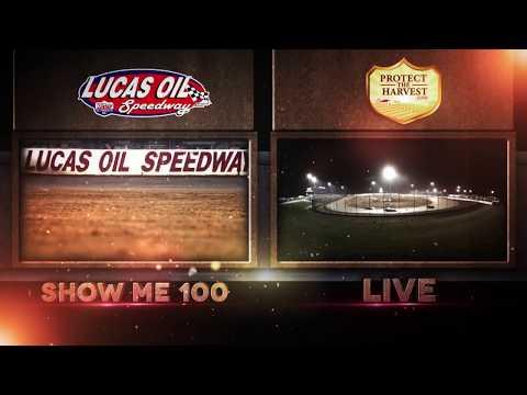 Lucas Oil Late Model Dirt Series, Show Me 100