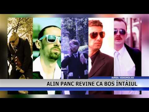 Alin Panc revine ca Bos Întâiul