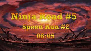 Naruto Shippuden: Ultimate Ninja Blazing - Ninja Road #5: Speed Run #2 (OT Naruto & Madara) (08:05)