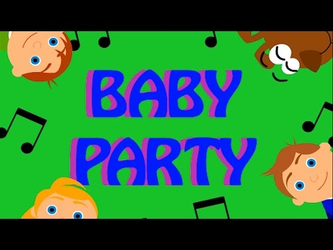 Baby Party: Le Più Belle Canzoni Per Bambini