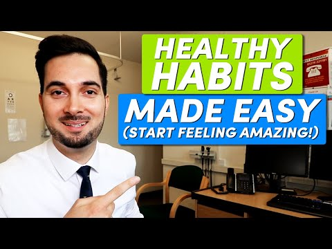 Healthy Lifestyle | How To Be Healthy Balanced Diet Foods Meals Eating