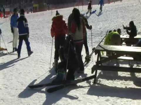 ski in Aichi-Ken Japan