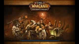 Warlords of Draenor - Intro mission