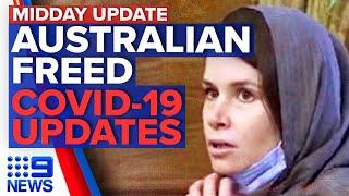 Update: Australian freed from Iran prison, Maradona dies, COVID-19 Latest | 9 News Australia