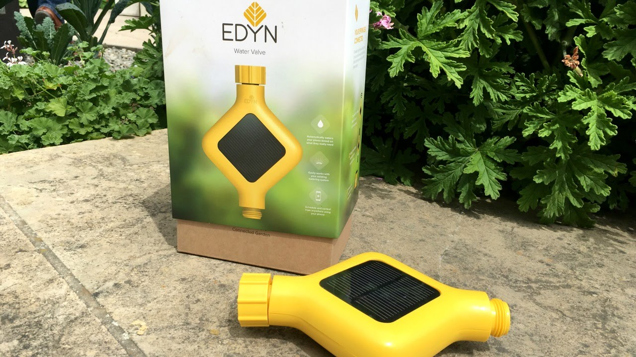 edyns smart soil sensors water while you are away - Edyn Garden Sensor