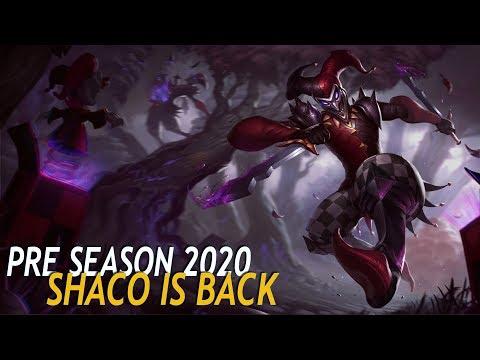 SHACO IS BACK | PRE TEMPORADA 2020