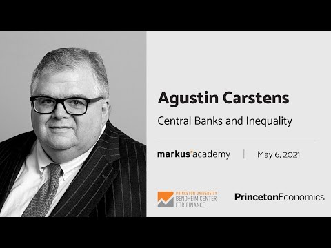Agustin Carstens on Central Banks and Inequality