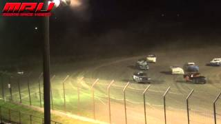 Stock Car Feature at Park Jefferson Speedway on July 25th, 2015