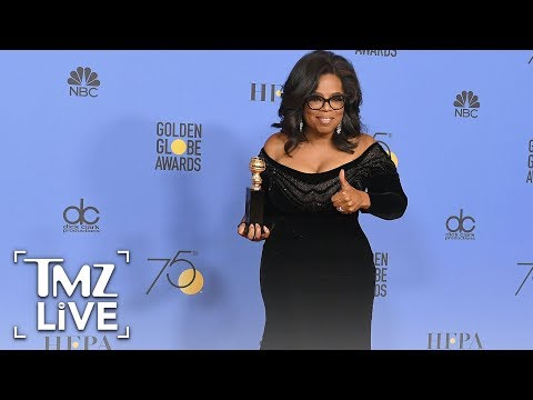 Oprah: I've Been Rejected By Hollywood | TMZ Live