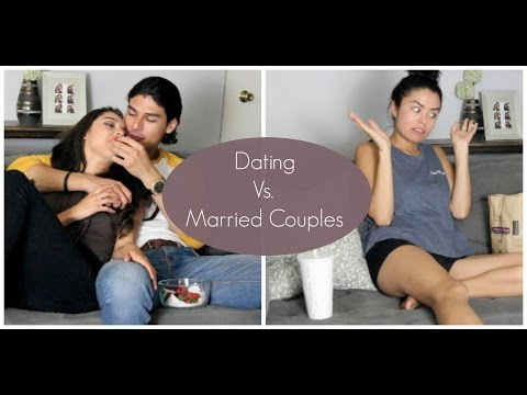Dating Vs. Married Couples