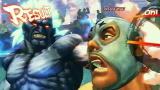 Classic Game Room - SUPER STREET FIGHTER IV ARCADE EDITION review