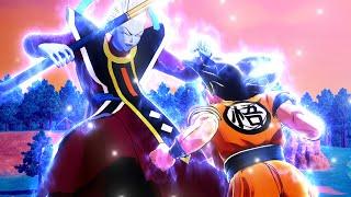 Dragon Ball Z: Kakarot Ultra Instinct Goku Gameplay Mod!