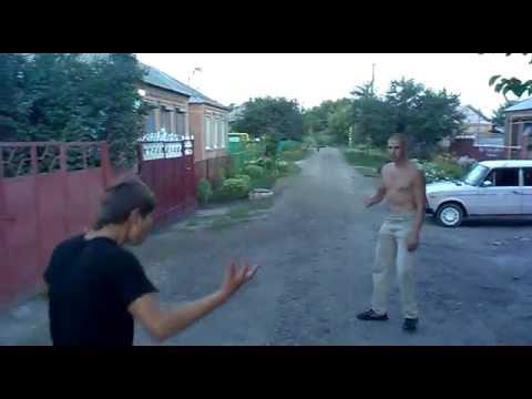 роман бубулькин!!! уличный боец!!!!3
