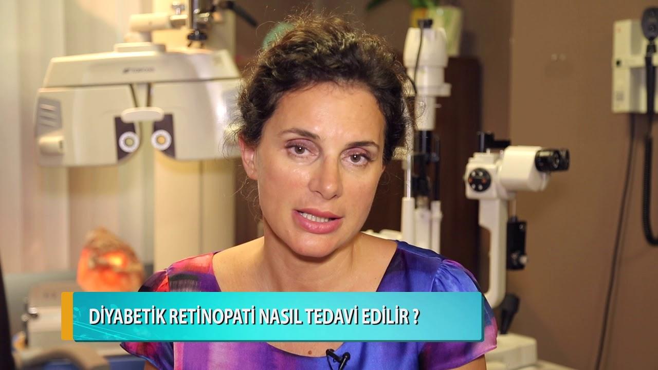 Videolar - Şeker hastalığı gözü nasıl etkiler? Op. Dr. Semra Hoca - Dünyagöz Antalya