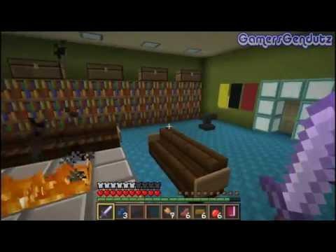 Видео, Serangan om Teroris  Minecraft Custom Map Redemption - part 1