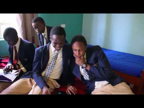 Boys Boarding Dorms - Mount Kenya Academy Senior School #StriveForThePeak