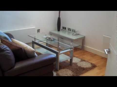 Top floor apartment on Park Row Leeds LS1 to let