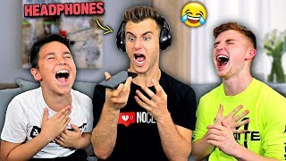 Prank Calling People Without Hearing Them (Part 4)