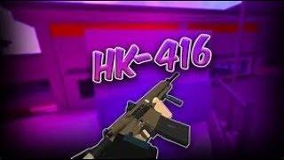 Roblox HK416 (Phantomkräfte)